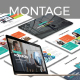 Montage - Multipurpose Presentation Template - GraphicRiver Item for Sale