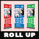 Car Wash Roll Up Banner - GraphicRiver Item for Sale