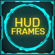 Sci-Fi Futuristic HUD. Vol. 1: Rectangular And Circle Window Frames - GraphicRiver Item for Sale