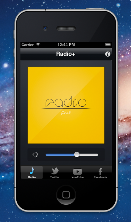 radio apps for iphone radio app for iphone ios5 by blackdrop codecanyon 3338
