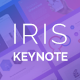 IRIS Minimal Keynote Presentation - GraphicRiver Item for Sale