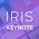 IRIS Minimal Keynote Presentation - GraphicRiver Item for Sale
