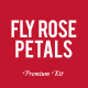 Fly Rose Petals Premium Kit - VideoHive Item for Sale