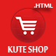 KuteShop Online - Multipurpose Ecommerce HTML Template - ThemeForest Item for Sale
