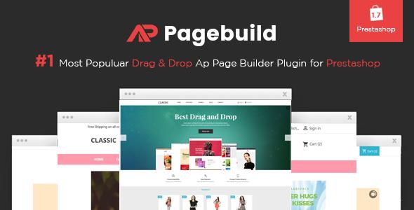Ap Page Builder Prestashop Module - CodeCanyon Item for Sale