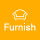 Furnish - Minimalist Furniture Template Nulled