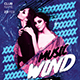 Music Wind Party Flyer - GraphicRiver Item for Sale