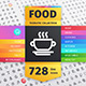 Food Thematic Collection of Line Icons - GraphicRiver Item for Sale