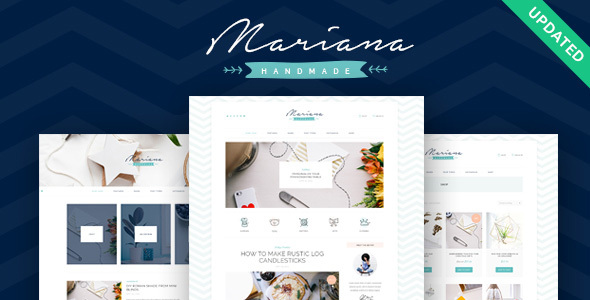 Mariana | Handmade Blog & Shop nulled