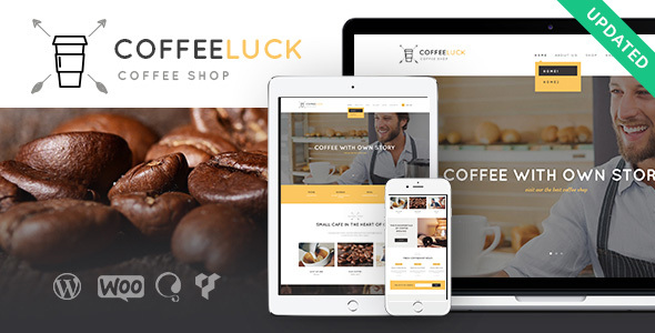Coffee Luck | Coffee Shop / Cafe / Restaurant - Restaurants & Cafes Entertainment