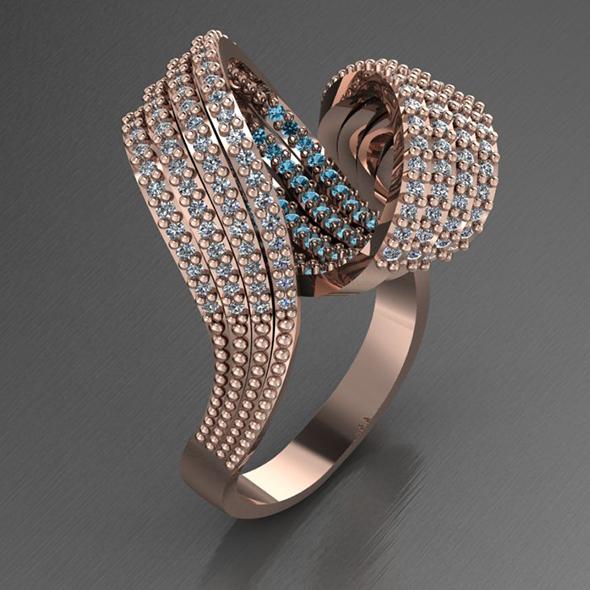 Fantastic Ring - 3DOcean Item for Sale