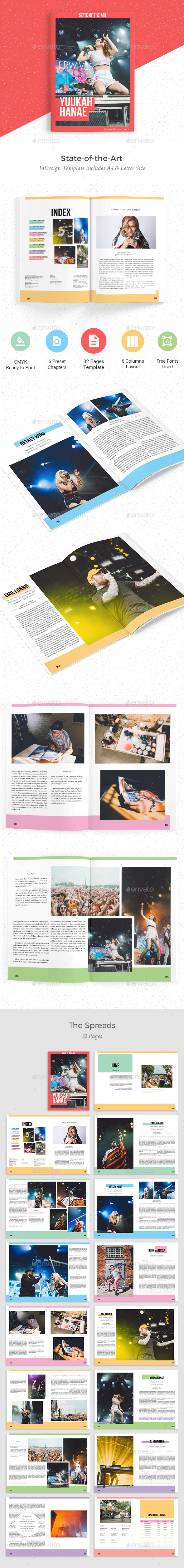 State-of-the-Art Mag - Magazines Print Templates