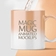 Magic Mug Animated Mockup