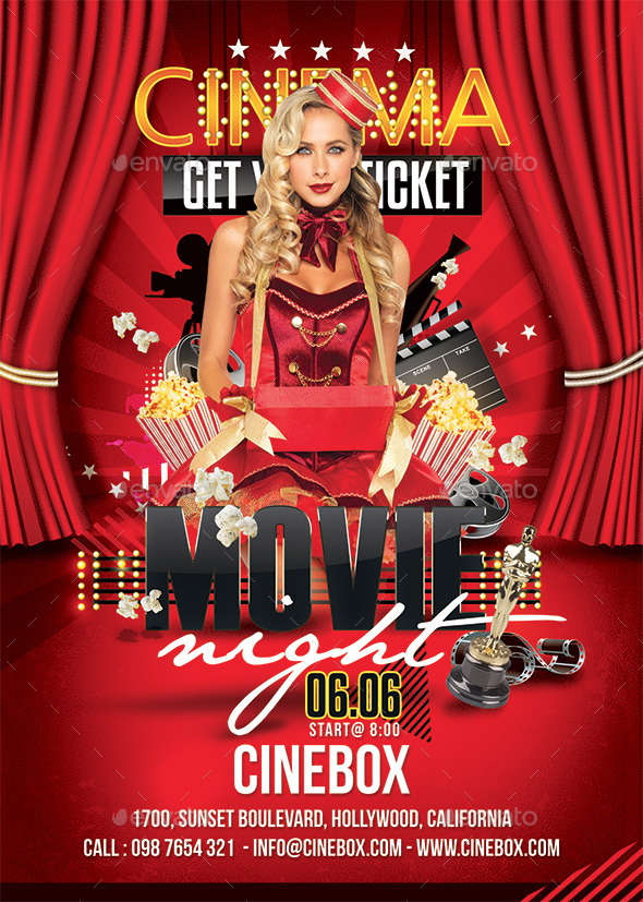 Movie Party - Clubs & Parties Events