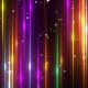 Rain Glitter Colorful - VideoHive Item for Sale