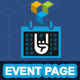 The Events Calendar Single Event Page Builder - CodeCanyon Item for Sale