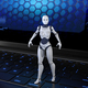Download Robot standing on keyboard from PhotoDune