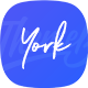 York Pro - Creative Portfolio WordPress Theme for Freelancers & Agencies Nulled