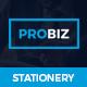 ProBiz – Business and Corporate Stationery Bundle