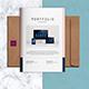 Portfolio Brochure | 48 Pages Indesign Template - GraphicRiver Item for Sale
