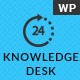 Knowledgedesk - Knowledge Base WordPress Theme Nulled
