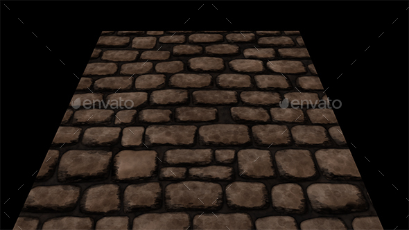 Brick texture tile - 3DOcean Item for Sale