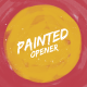 Painted Opener - VideoHive Item for Sale