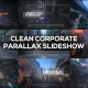 Clean Corporate Parallax Slideshow - VideoHive Item for Sale