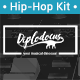Fashion Hip-Hop Background Kit