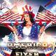America Themed Flyer - GraphicRiver Item for Sale