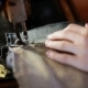 Antique Sewing Machine, Female Hands - VideoHive Item for Sale