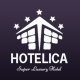 Hotelica - One Page Hotel Responsive Template - ThemeForest Item for Sale