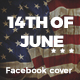 Promote 14th of June Flag Day - Banners - GraphicRiver Item for Sale