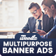Business, Corporate Banner Ads