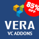 Vera - Essential Multimedia Addons for Visual Composer - CodeCanyon Item for Sale
