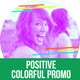 Positive Colorful Promo - VideoHive Item for Sale