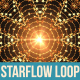 Star Flow Kaleidoscope Loop - VideoHive Item for Sale