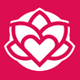 Lotus Love Logo Template