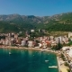Settlement Rafailovici, Budva Riviera, Montenegro. The Coast of - VideoHive Item for Sale