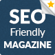Magazine - SEO Optimized News and Newspaper Theme Nulled