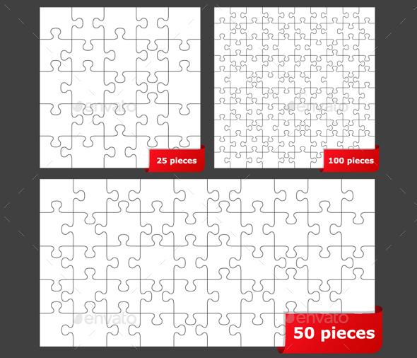 Puzzle - Miscellaneous Vectors