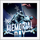 Memorial Day Party Flyer - GraphicRiver Item for Sale