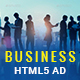 Business | HTML5 Animated Google Banner 03 - CodeCanyon Item for Sale