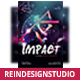 Impact Church Flyer - GraphicRiver Item for Sale