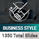 Business Style PowerPoint Presentation Template - GraphicRiver Item for Sale