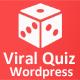 Wordpress Viral Quiz Builder - CodeCanyon Item for Sale