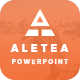 Aletea Creative Powerpoint Templates - GraphicRiver Item for Sale
