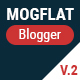 Mogtemplates - Mogflat Template For Blogger - ThemeForest Item for Sale