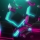 Abstract Neon Squares - VideoHive Item for Sale