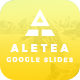 Aletea Creative Google Slides Template - GraphicRiver Item for Sale